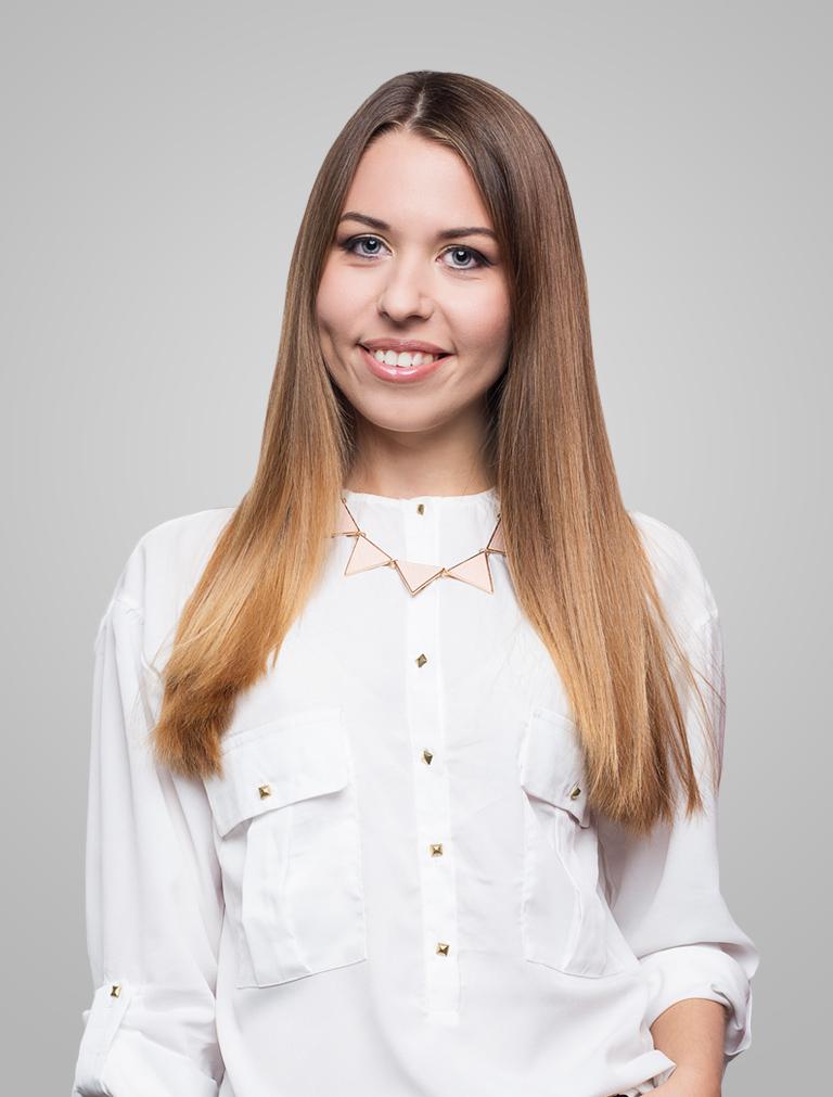 фото дизайнера інтер'єру Юлії Резніченко