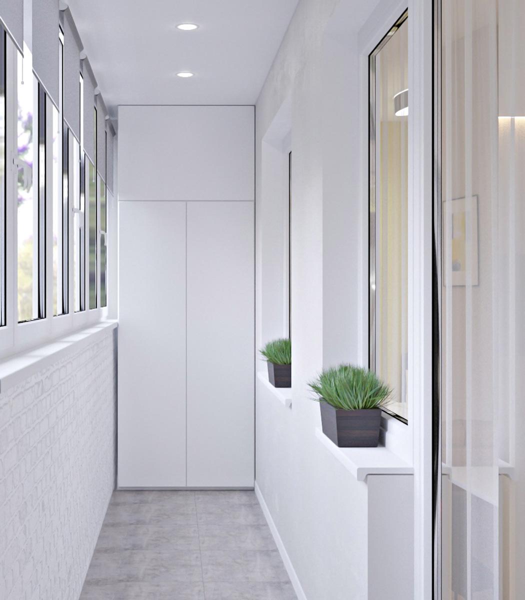 Балкон | проект Глушкова