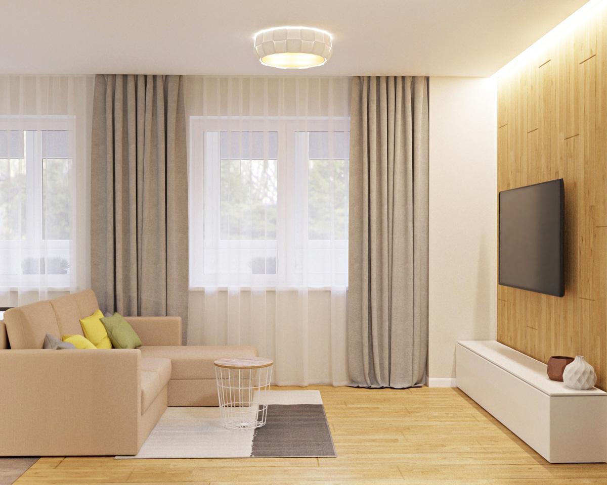 Дизайн зони відпочинку | проект Глушкова