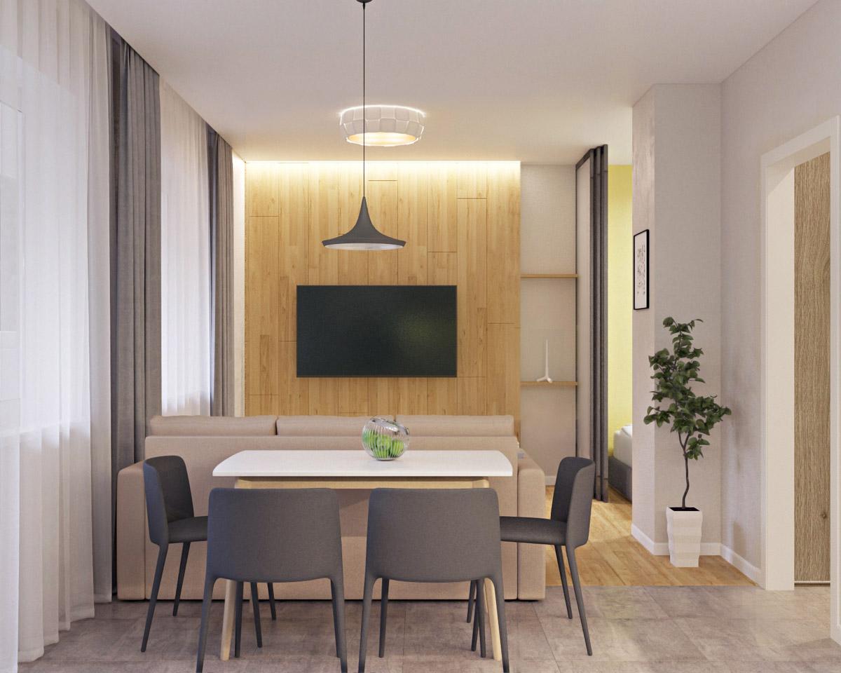 Дизайн обідньої зони | проект Глушкова