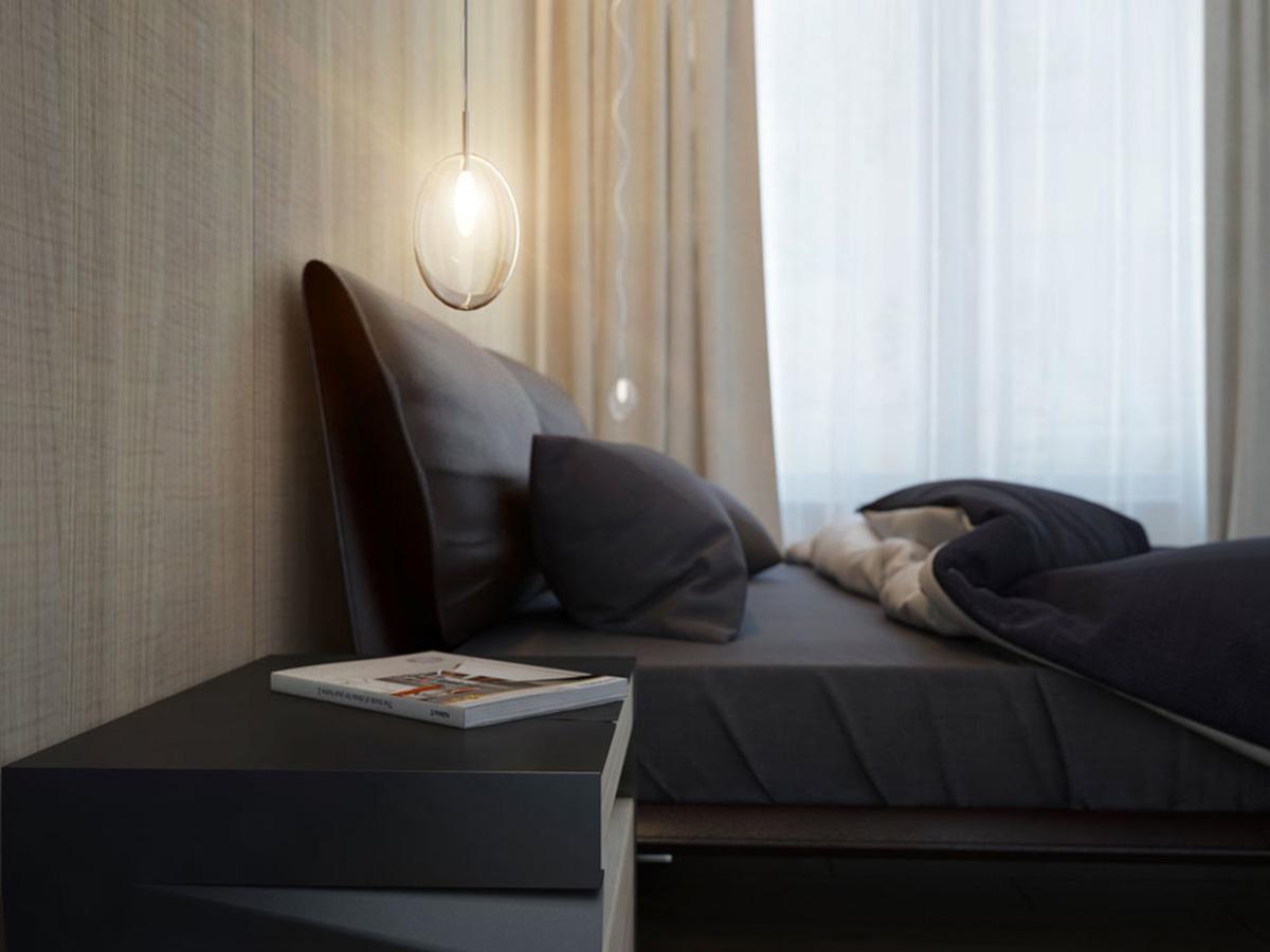 Дизайн зони відпочинку | проект Мінімалізм