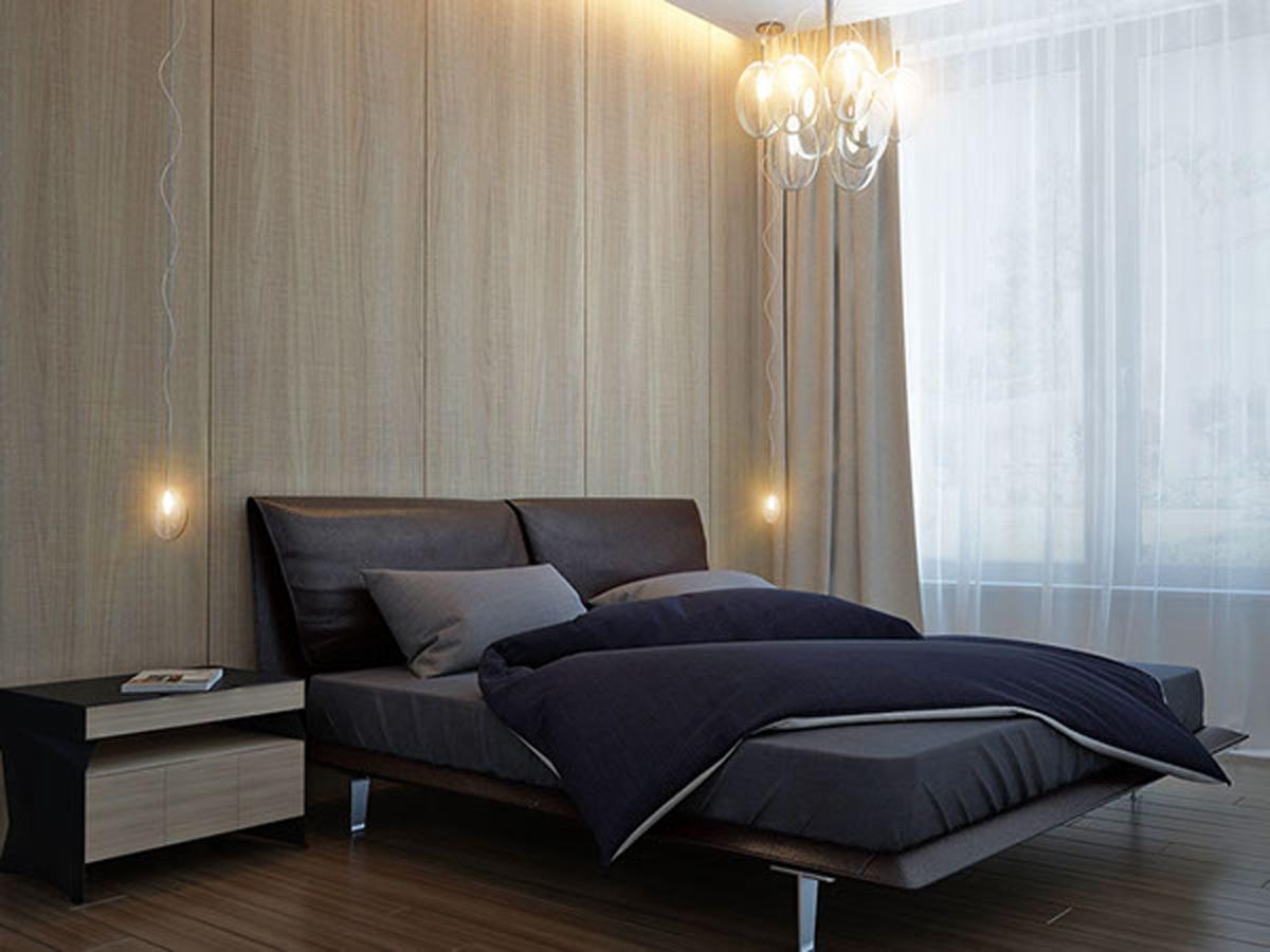 Зона відпочинку | дизайн-проект Мінімалізм