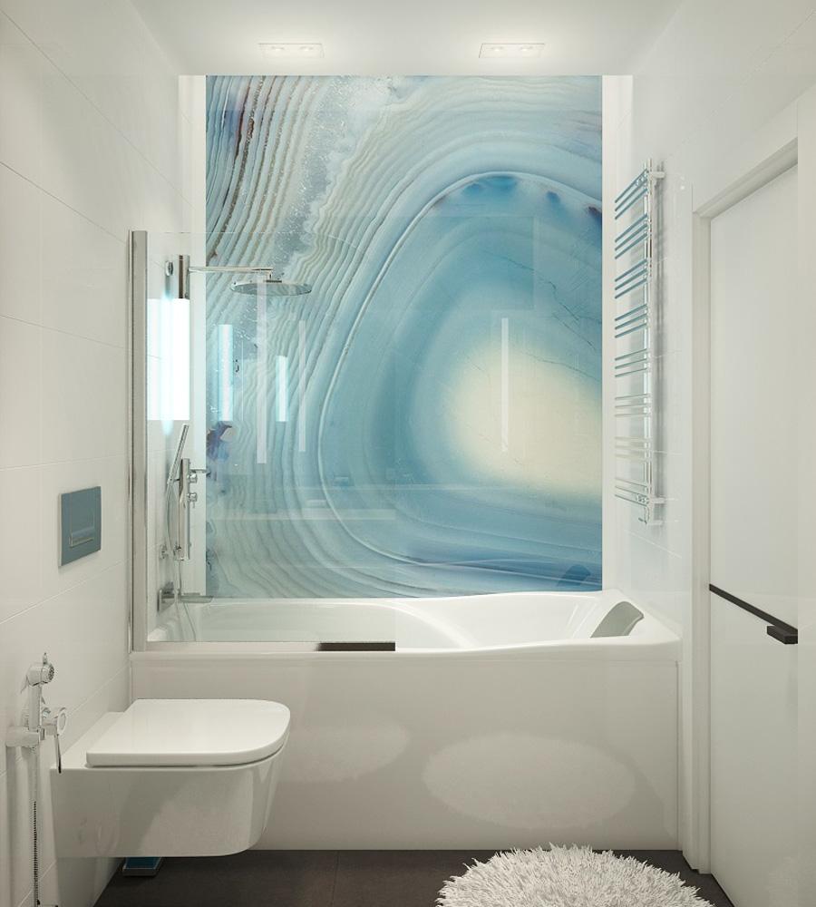 Ванна кімнати | дизайн-проект Мінімалізм