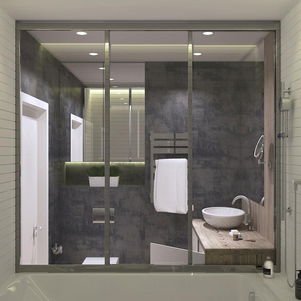 Дизайн ванної кімнати | шоу-рум «ArtDim»